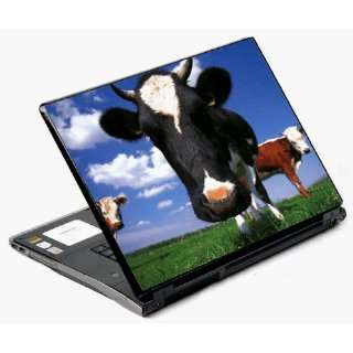 and 15 Universal Laptop Skin Decal Cover   Happy Cow