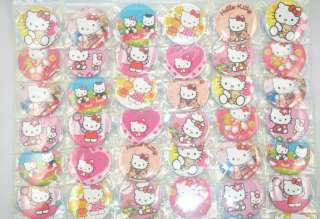 Hello Kitty Safty Pin, Decorate bag/clothing/trousers(Diameter1