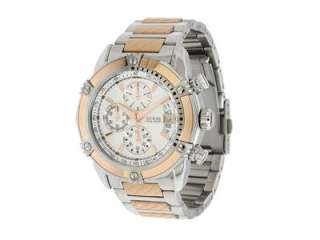 BRAND NEW GUESS ROSE GOLD CHRONOGRAPH MENS WATCH U21501G1 FREE