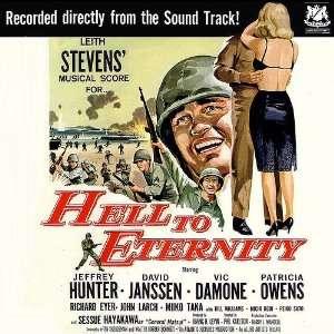 Leith Stevens Musical Score for Hell To Eternity: Music