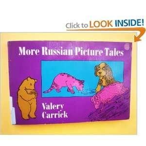 com More Russian Picture Tales (9780486225999) Valery Carrick Books