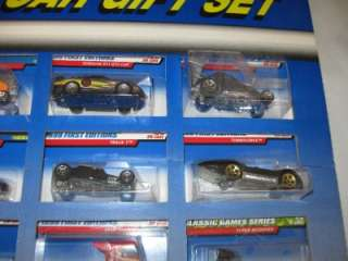 Hot Wheels 20 Car Gift Set dated 1999 #3 074299049798