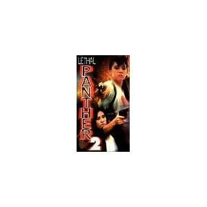 Lethal Panther 2 [VHS] Monsour Del Rosario, Sharon Kwok