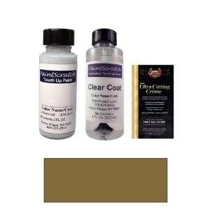 2 Oz. Mojave Brown Metallic Paint Bottle Kit for 1997 BMW