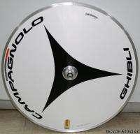 Campagnolo Campy Ghibli Disc 700c Rear Road Wheel Time Trial TT Aero