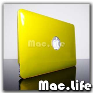 mac life high quality noble series metallic color hard case extra slim