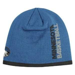MINNESOTA TIMBERWOLVES NBA CUFFLESS TEAM KNIT BEANIE HAT