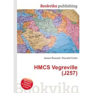 HMCS Vegreville (J257) Ronald Cohn Jesse Russell Books