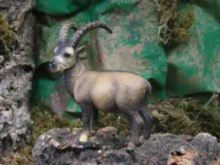Schleich Retired Ibex Animal Figurine