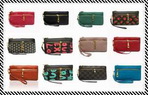 Necessary objects Women classic Purse Handbag Cell Phones / Wrist