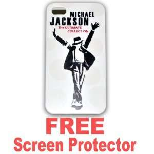 Ec00147 Michael Jackson Case Hard Case Cover for Apple