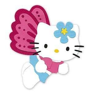 Sizzix Sizzlits Die   655869 Hello Kitty Butterfly Arts