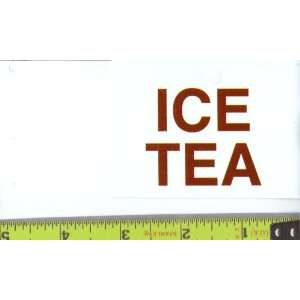 Medium Square Size Generic Ice Tea Logo Soda Vending Machine Flavor