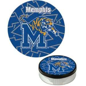 MEMPHIS TIGERS OFFICIAL LOGO PUZZLE TIN