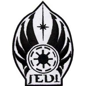 Star Wars Imperial Empire Logo 2 Iron On Patches