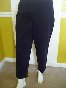 TALBOTS STRETCH Cotton/Spandex Women Pants Size 16
