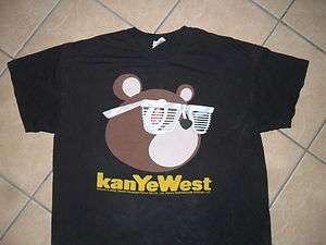 KANYE WEST SHIRT Teddy Bear Shutter Shades 3XL Short