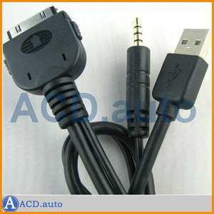 KCA IP22F IPHONE IPOD USB CABLE ADAPTER FOR KENWOOD DDX4038BT DDX4038