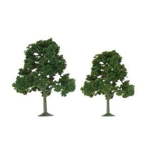 JTT Super Scenic Trees   Deciduous 5.5  to 6 2/pk