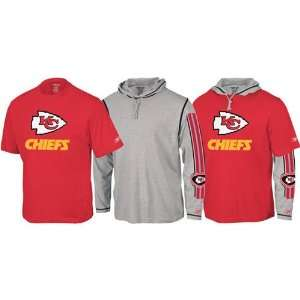 Kansas City Chiefs NFL Youth Hoody & Tee Combo (Medium