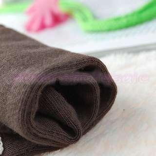 Kids Children Ruffle Lace Knee High Socks Stockings New