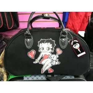 Betty Boop Large Duffle Bag Everything Else