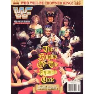 WWF Wrestling Magazine  King of the Ring (1995) WWE Books
