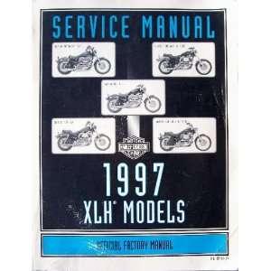 Models Service Manual Official Factory Manual: Harley Davidson: Books
