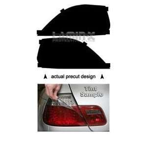 VW Jetta VI Sportwagen (11  ) Tail Light Vinyl Film Covers ( TINT ) by