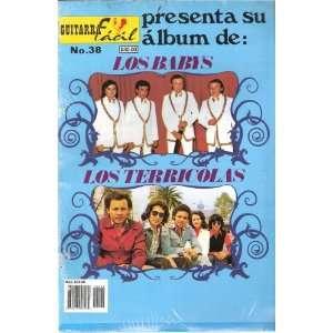 Album de Guitarra Facil No.38 Presenta  Los Babys & Los