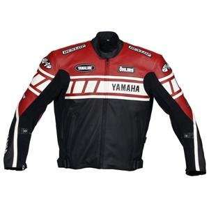 Joe Rocket Yamaha Champion Superbike Jacket   40/Red/Black