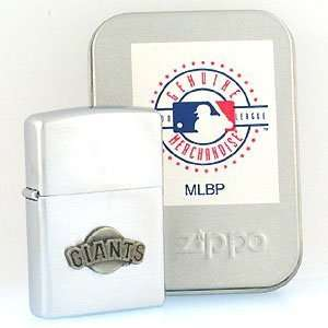 San Francisco Giants Zippo Lighter   MLB Baseball Fan Shop