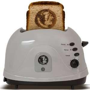 State Seminoles (FSU) Silver Team Logo Pro Toaster