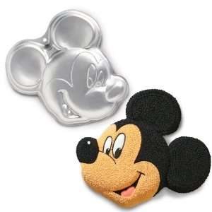 : Lets Party By WILTON Disney Mickey Mouse Cake Pan: Everything Else