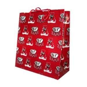 NCAA Alabama Crimson Tide Gift Bag (Shadow, Medium
