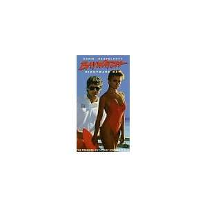 Baywatch   Nightmare Bay [VHS]: David Hasselhoff, Pamela Anderson