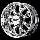 20 WHEELS RIMS MOTO METAL MO 959 CHROME 20X9 LUG 5 6 8