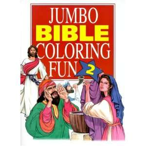 Bible Coloring Books) (9781577480365) Barbour Books Staff Books