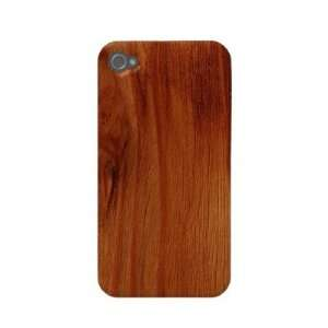 Polished Wood Pattern IPhone 4/4S Case Iphone 4 Case Cell