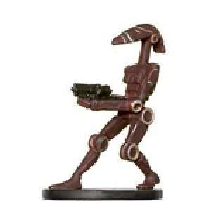 Star Wars Miniatures Battle Droid # 6   Universe Toys & Games