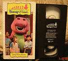 BARNEY Time Life Collection VHS CARING MEANS SHARING #04 RARE OOP