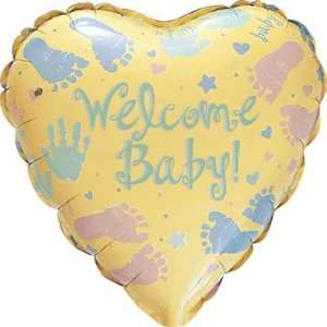 Baby Prints Balloon Toys & Games