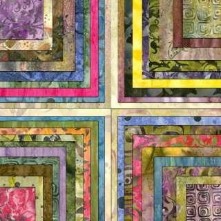 SPRING MEADOWS Moda Batik Fabric JELLY ROLL
