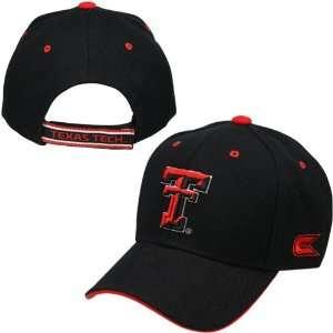 Texas Tech Red Raiders Black Youth Champ III Hat Sports