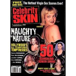 Celebrity Skin Magazine #80 (21): Books