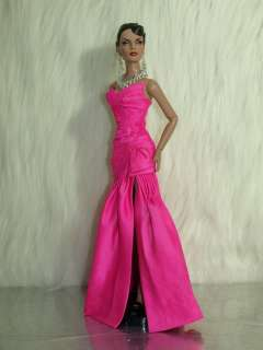 RED CARPET TO Tyler/SydnyGene dolls BY T.D.FASHION DOLL