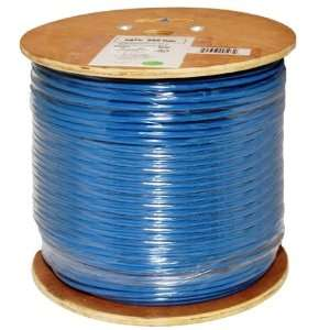 Cat6, 550 MHz, Shielded, 23AWG, 8C Solid Pure Copper, CMR