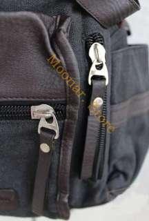 Brand New Canvas Hobo Casual Handbag Shoulder Bag for Men