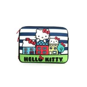 HELLO KITTY CITY LAPTOP CASE