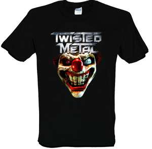 Twisted Metal T Shirt